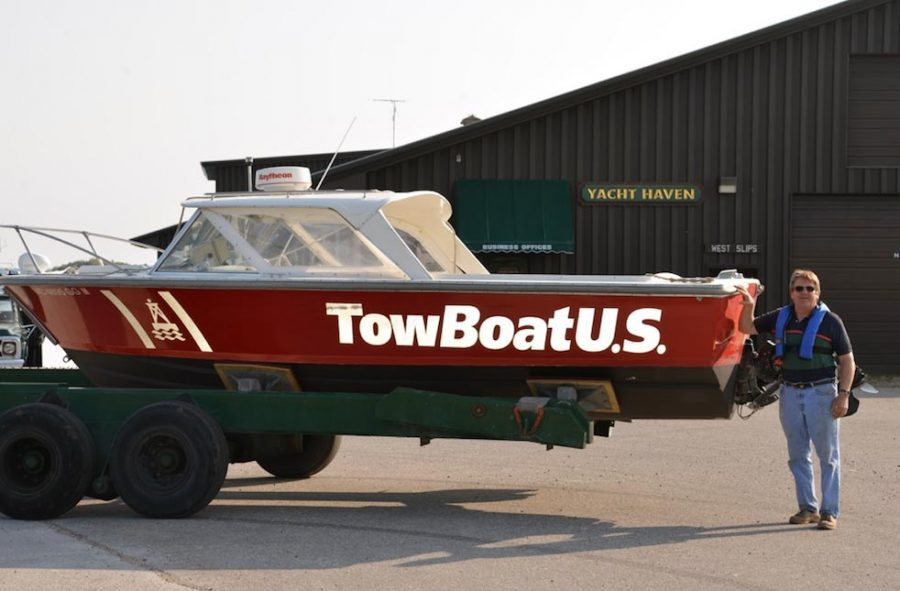 Towboat US Bailey